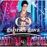 Gabriel Gava   Ao Vivo Em Goiânia [cd] Lacrado Original